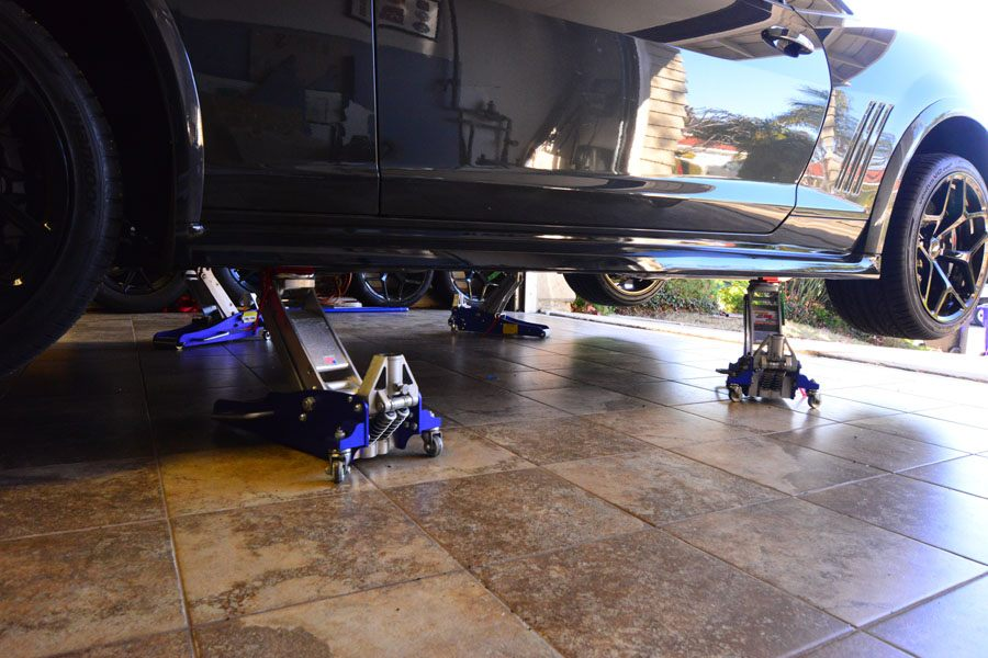 Automotive Floor Jacks
