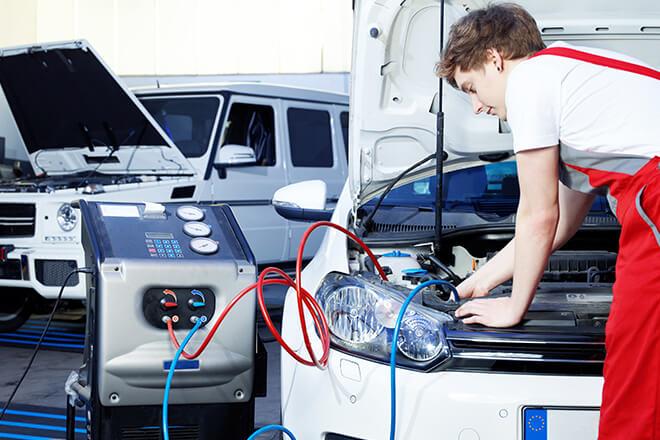 Vehicle Repair AC