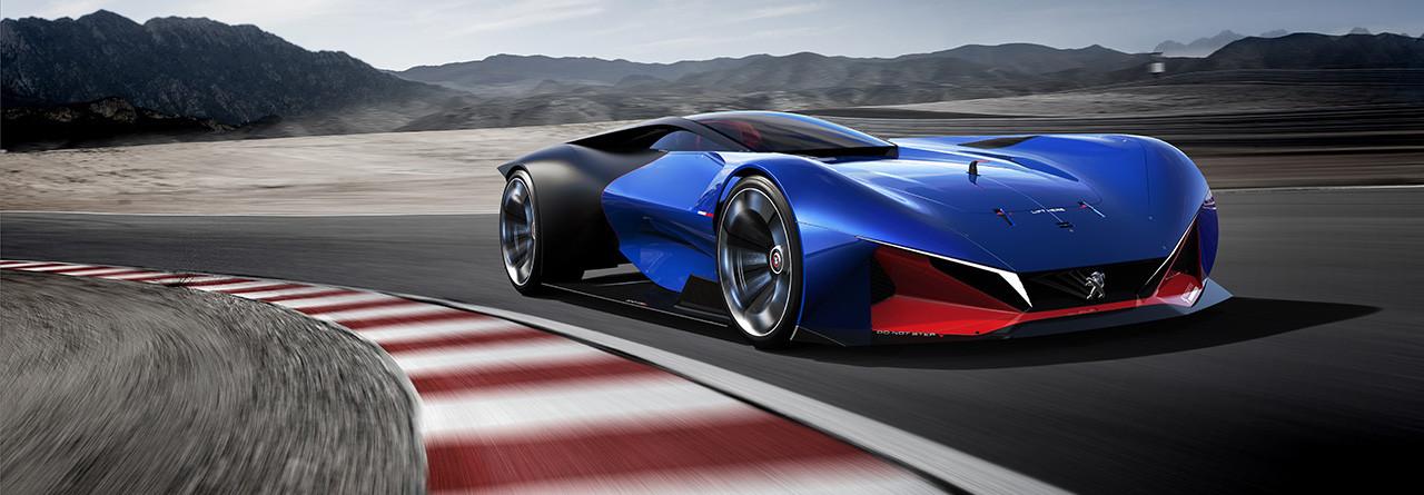 Hybrid Sports Vehicle